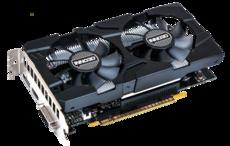 Видеокарта nVidia GeForce GTX1050 Inno3D Twin X2 PCI-E 2048Mb (N1050-3DDV-E5CM)