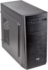 Корпус 3Cott 3C-MATX-R838 Black 500W