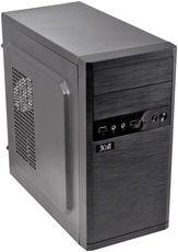 Корпус 3Cott 3C-MATX-R863 Black 400W