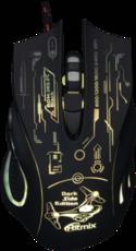 Мышь Ritmix ROM-365SC Black