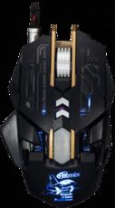 Мышь Ritmix ROM-380SC Black