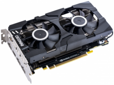 Видеокарта nVidia GeForce RTX2060 Inno3D Twin X2 PCI-E 6144Mb (N20602-06D6-1710VA23)