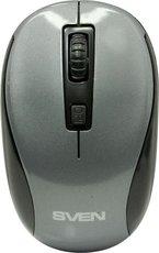 Мышь Sven RX-255 Wireless Grey USB
