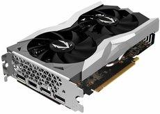 Видеокарта nVidia GeForce RTX2060 Zotac AMP Edition PCI-E 6144Mb (ZT-T20600D-10M)