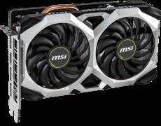 Видеокарта nVidia GeForce RTX2060 MSI PCI-E 6144Mb (RTX 2060 VENTUS XS 6G OC)