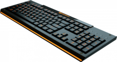 Клавиатура Cougar Aurora Black