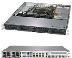Серверная платформа SuperMicro SYS-5019C-MR