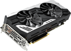 Видеокарта nVidia GeForce RTX2080 Palit JetStream PCI-E 8192Mb (NE62080020P2)