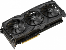 Видеокарта nVidia GeForce GTX1660 Ti ASUS PCI-E 6144Mb (ROG-STRIX-GTX1660TI-O6G-GAMING)