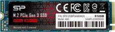 Твердотельный накопитель 512Gb SSD Silicon Power P34A80 (SP512GBP34A80M28)