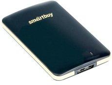 Твердотельный накопитель 512Gb SSD SmartBuy S3 Black (SB512GB-S3DB-18SU30)