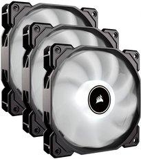 Вентиляторы Corsair AF120 LED (2018) White Triple Pack [CO-9050082-WW]