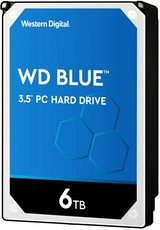 Жесткий диск 6Tb SATA-III Western Digital Blue (WD60EZAZ)