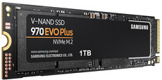 Твердотельный накопитель 1Tb SSD Samsung 970 EVO Plus Series (MZ-V7S1T0BW)