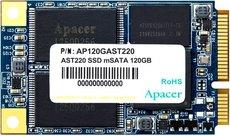 Твердотельный накопитель 120Gb SSD Apacer AST220 (AP120GAST220-1)