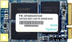 Твердотельный накопитель 240Gb SSD Apacer AST220 (AP240GAST220-1)