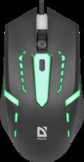 Мышь Defender Hit MB-601 Black (52601)