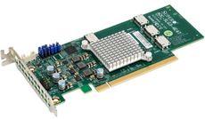 HBA-адаптер SuperMicro AOC-SLG3-4E4T