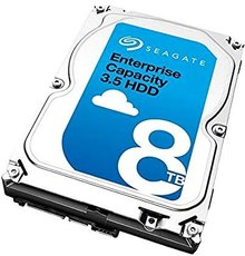 Жесткий диск 8Tb SAS Seagate Enterprise Capacity (ST8000NM0065)