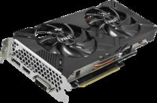 Видеокарта nVidia GeForce GTX1660 Ti Palit Dual OC PCI-E 6144Mb (NE6166TS18J9)
