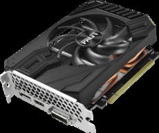 Видеокарта nVidia GeForce GTX1660 Palit StormX OC PCI-E 6144Mb (0529) (NE51660S18J9)
