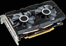 Видеокарта nVidia GeForce GTX1660 Ti Inno3D Twin X2 PCI-E 6144Mb (N166T2-06D6-1710VA15)