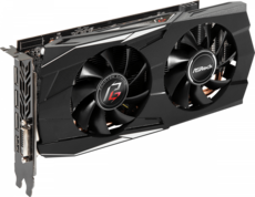 Видеокарта AMD (ATI) Radeon RX 570 ASRock Phantom Gaming D PCI-E 4096Mb (PHANTOM GDR RX570 4G)