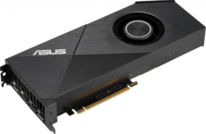 Видеокарта nVidia GeForce RTX2070 ASUS PCI-E 8192Mb (TURBO-RTX2070-8G-EVO)