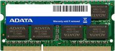 Оперативная память DDR-III 8Gb 1600Mhz ADATA SO-DIMM (AD3S1600W8G11-S)