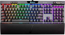 Клавиатура Corsair K70 RGB MK.2 Low Profile RAPIDFIRE (CH-9109018-RU)