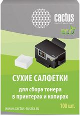Cactus CS-P2003E салфетки для сбора тонера, 100шт
