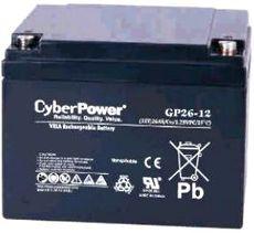 Аккумуляторная батарея CyberPower 12V26Ah