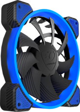 Вентилятор для корпуса Cougar VORTEX FB 120 Blue