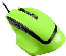 Мышь Sharkoon Shark Force Green