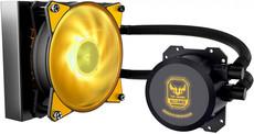 Система жидкостного охлаждения Cooler Master MasterLiquid ML120L RGB TUF Water Cooling System (MLW-D12M-A20PW-RT)