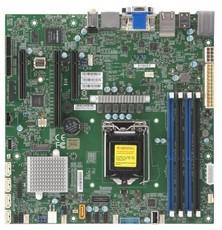 Серверная плата SuperMicro X11SCZ-F-O
