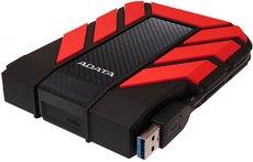 Внешний жесткий диск 4Tb ADATA HD710 Pro Red (AHD710P-4TU31-CRD)