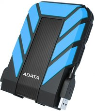 Внешний жесткий диск 4Tb ADATA HD710 Pro Blue (AHD710P-4TU31-CBL)