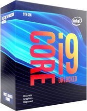 Процессор Intel Core i9 - 9900KF BOX (без кулера)