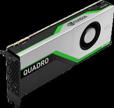 Профессиональная видеокарта nVidia Quadro RTX5000 Dell PCI-E 16384Mb (490-BFDB)