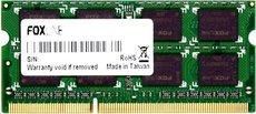 Оперативная память 4Gb DDR4 2400MHz Foxline SO-DIMM (FL2400D4S17S-4G)