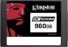 Твердотельный накопитель 960Gb SSD Kingston DC500M (SEDC500M/960G)