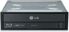 Привод LG BH16NS55 (DVD±RW/BD-RE) Black OEM