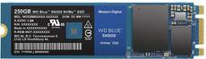 Твердотельный накопитель 250Gb SSD Western Digital Blue SN500 (WDS250G1B0C)
