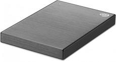 Внешний жесткий диск 1Tb Seagate Backup Plus Slim Grey (STHN1000405)