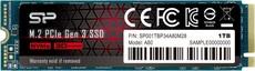 Твердотельный накопитель 1Tb SSD Silicon Power P34A80 (SP001TBP34A80M28)