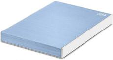 Внешний жесткий диск 2Tb Seagate Backup Plus Slim Light Blue (STHN2000402)