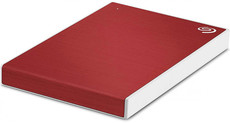 Внешний жесткий диск 2Tb Seagate Backup Plus Slim Red (STHN2000403)