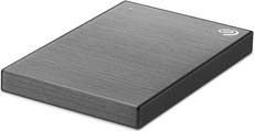 Внешний жесткий диск 2Tb Seagate Backup Plus Slim Grey (STHN2000406)