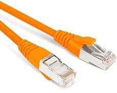 Патч-корд Hyperline PC-LPM-SFTP-RJ45-RJ45-C5e-1.5M-LSZH-OR